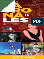 Programa Fiestas Patronales 2019 Torrejón de Ardoz