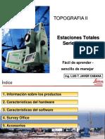 Est. Total - Tps400-Leica
