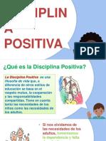 Presentación Disciplina Positiva