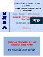 Intereses - Peritaje Unsa Oct-2019