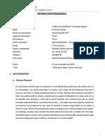 Formato de Historia Psicopedagógica CASI ULTIMO