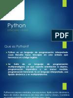 Python ESTRUCTURASY TKINTER