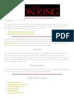 TLK Script (HTML 3.0 Version)