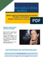 intervención en cesación del tabaco