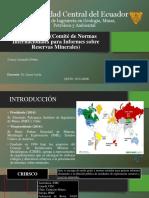 Análisis de la Crisco - Geología Económica