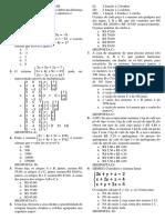 Revisão - Sistema Linear (1)