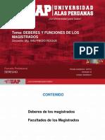 Semana 6 - Reforma Del Aparato Judicial