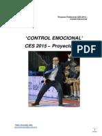 Control Emocional Proyecto Ces2015