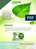 Diapos de ISO 14000