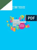 Bases Fondos Concursables Mustakis 2020 Para La Innovacion Educativa