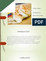 Presentacion Arepas Quilleras