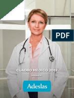 Cuadro Médico Adeslas Granada