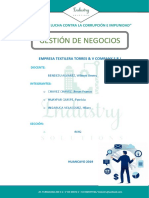 Eval. Consolidado i (Textileria Torres v. Company Srl.)