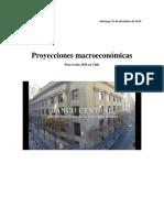 Proyección macroeconomica