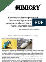 Biomimikri
