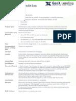 Marketplace Credit Box - Multifamily Bridge 20190426 FINAL (Ver-1) (1) GNX.pdf