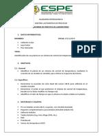 Informe de Practica LM35