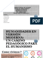 Expo Humanidades Grupo 3