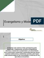 Evangelismo y modernidad