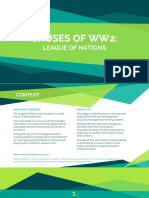 Causes WWII LON