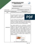 P7 LI5 Desnaturalización Actina Miosina