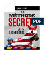 La Method e Secrete