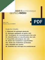 Geologie Et Geotechnique 2018-2019 Partie 1(1)