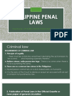 Crimes Against the Fundamental Laws of the State