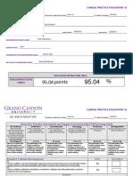 katie cox clinical practice evaluation 2 - single placement