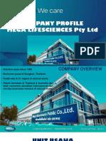 Mega Company Profile