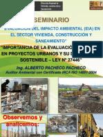 Proyectos Urbanos y Su Desarrollo