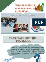 Ppt Estadistica - Trabajo Final - Grupo 5