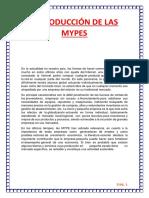 Diagnóstico de Las Mypes Original