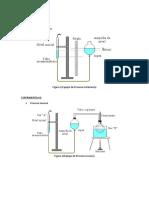 Proceso Isocoro e Isotermico