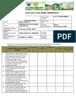 checklist for task.docx