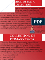 Data Colection