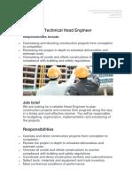 Job Description Technical Head Engineer.docx