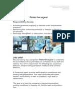 Job Description Protective Agent.docx