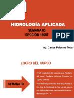 2019 2_Hidrologia Aplicada_Semana 03