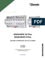 Manual MAXinBOX 16-8 Plus SP v1.2 b(1)