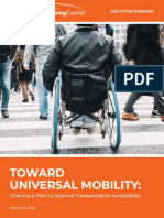 Executive Summary Toward Universal Mobility for Web Share