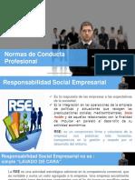 Claser 05 Normas de Conducta Profesional - Responsabilidad Social Empresarial