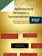 Farmacodinamica de Farmacos Receptores