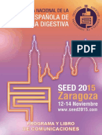 Programa Final SEED 2015