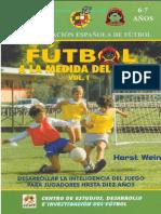 Libro- 1 Fútbol - A La Medida Del Niño 1