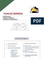 Plan de Canvas, Gestion Agropecuaria