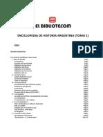 Historia Argentina (Tomo 1), Jose Maria Rosa