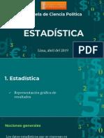 estadística nociones básicas