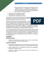 Informe 3 Consolidacion Unidimensional