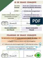 8. Polaridad de Enlace - TRePEV - Polaridad de Moléculas